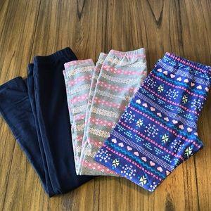 GAP Bottoms - Girl's GAP and Circo leggings